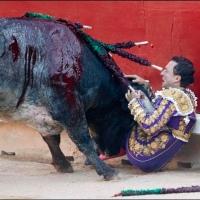 Feria de San Fermín: Brutal cogida de Rafaelillo que pudo ser trágica