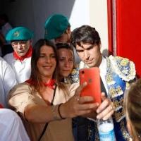 Feria de San Fermín (Resumen): Cayetano, triunfador en solitario de un San Fermín de bajo nivel artístico