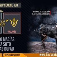 Desafíos Ganaderos: Regresa Arturo Macías a Las Ventas de Madrid