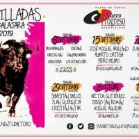 Guadalajara: Temporada de Novilladas 2019.