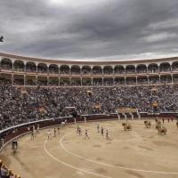 Feria de Otoño: Sin bombo, una encerrona de Ferrera, doblete de Emilio de Justo y un mano a mano de Ureña con Perera