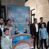 Anuncian cartel de la tradicional corrida de Morelia del 30 de septiembre