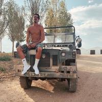 """""""De momento, no pienso en torear"""": Alejandro Talavante"""