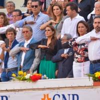 Aguascalientes: 1 oreja para Saldivar y Valadez en la Corrida de Aniversario.