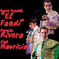 8ª Corrida Temporada Grande: 'El Fandi', Fermín Rivera y José Mauricio con toros de Barralva