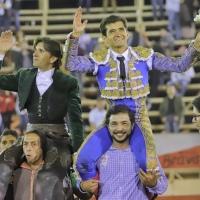 Moroleón: Tarde triunfal con un buen encierro de San Miguel de Mimiahuapam.
