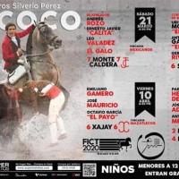 Feria de Texcoco 2020: Corridas de Toros.
