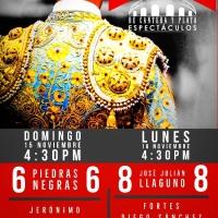 Zacatecas: Dos carteles de tronío y torismo en estado puro.