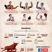 Tendrá Apizaco festival taurino de fiestas patrias el 16 de septiembre.