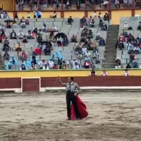 Todo un éxito resultó el Festival Taurino Patrio en Apizaco, Tlaxcala.
