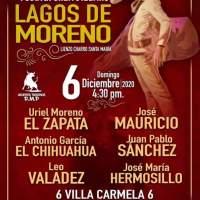 Festival Charro Taurino para Lagos de Moreno.