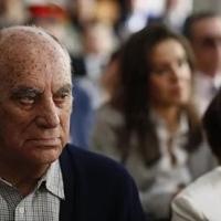 """Manzanares, en la muerte de don Pablo Lozano: """"El amor de nuestras familias estuvo siempre por encima de todas las cosas"""""""