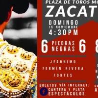 Empresa pide audiencia al alcalde de Zacatecas para autorizar corridas de toros.