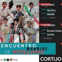 Cortijo 'Los Ibelles' se prepara para el primer festejo del Encuentro Mundial de Novilladas.