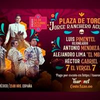 """Tradicional Corrida del """"Día de Muertos"""" en Tlaxcala."""