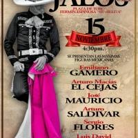 Presentan Magno Festival Charro - Taurino para Jalostotitlán.