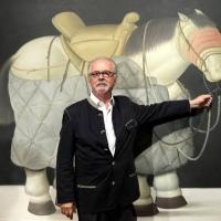 El mundo taurino de Fernando Botero llega a Madrid con toda su exuberancia.