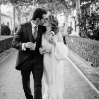 """""""El Fandi"""" publica la primera foto de su boda con Yolanda, hija de Paco Ojeda."""