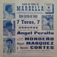Sólo para villamelones: Márquez y Cortés