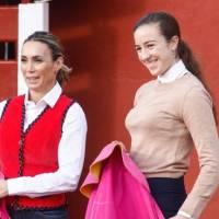 Cristina Sánchez apoderará al nuevo valor femenino del toreo salmantino.