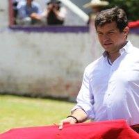 """Juan Antonio Hernández, """"El Torero Azteca"""" se lanza por la presidencia municipal de Huamantla, Tlaxcala."""