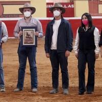 Huamantla: Zacatepec triunfa en el concurso de ganaderías.