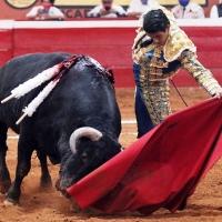 Huamantla: Calita sale en hombros tras una intensa tarde de toros.