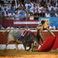 """Daniel Luque: """"En una plaza de toros nadie se ha contagiado, deberían darnos un voto de confianza"""""""
