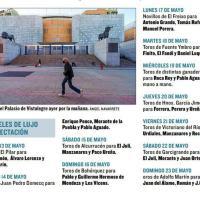 Matilla presenta una feria de San Isidro para Vistalegre, pero aún no cuenta con la autorización de la Comunidad de Madrid.