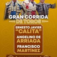 Encierro de Zacatepec para el próximo Domingo en Huamantla.