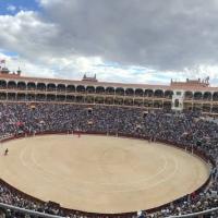 """Un gran festival para reabrir """"Las Ventas"""" de Madrid."""