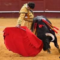 Feria de San Isidro - Vistalegre: Un rato de Morante y un insulto a la casta