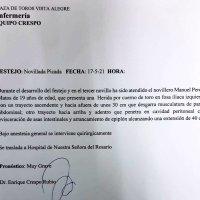 5ª Feria San Isidro - Novillada Vistalegre: Rufo y El Freixo, la cara del triunfo; Perera, la cruz ensangrentada