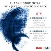 Reinaguración de la Plaza Monumental Monterrey Lorenzo Garza con 2 carteles  de máxima categoría.