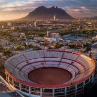 """Realizan importante remodelación en la Monumental de Monterrey """"Lorenzo Garza"""" para su próxima reapertura."""