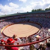 """""""Si hay alguien que pueda organizar una corrida o más, se podrán celebrar en Septiembre"""": Alcalde de Pamplona."""