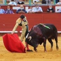 JEREZ - FERIA TAURINA DEL CABALLO: Las medidas contra el Covid-19 dejan a Juan Ortega sin su puerta grande.