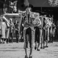Una nueva faceta de Andrés Calamaro, fotógrafo taurino.