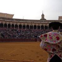 """Jesús Soto de Paula: """"Sevilla es el templo prometido del toreo"""""""