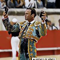 6ª Feria del Arroz: Ferrera indulta un toro de Margé en el cierre de la feria de Nimes.
