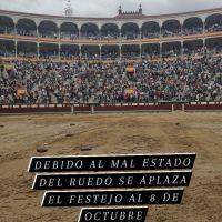 Rafael Garrido enfila la que podría ser su última Feria de Otoño al frente de Las Ventas.